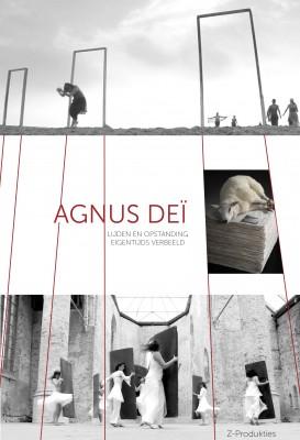 Ontwerp DVD box Agnus Deï
